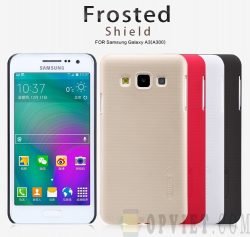 ốp lưng samsung galaxy a3 2015 nillkin frosted shield