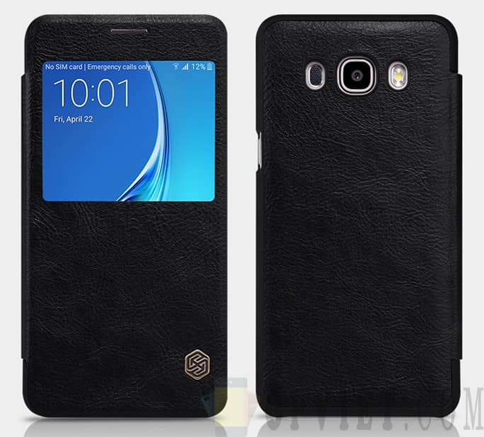 bao da samsung galaxy j5 2016 nillkin qin leather