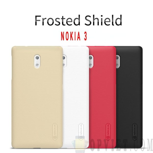 Ốp lưng Nokia 3 Nillkin Frosted Shield