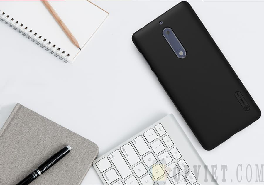 ốp lưng nokia 5 nillkin frosted shield