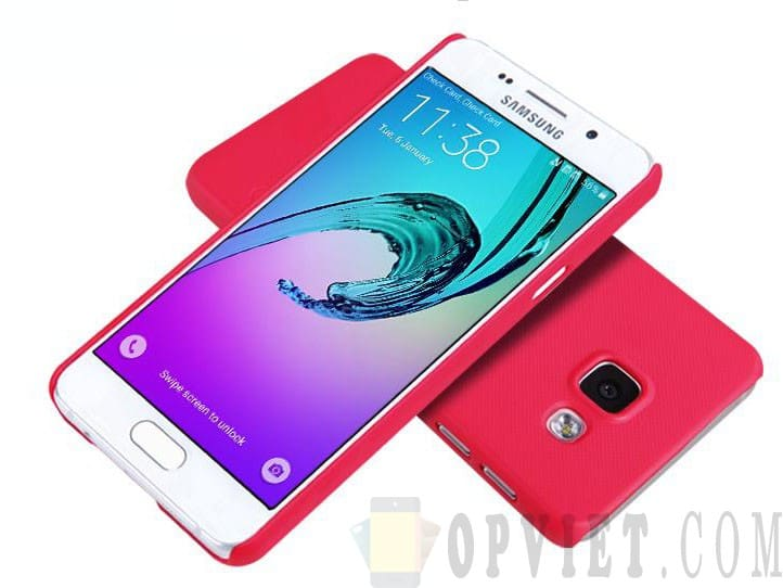 ốp lưng samsung galaxy a7 2016 nillkin frosted shield