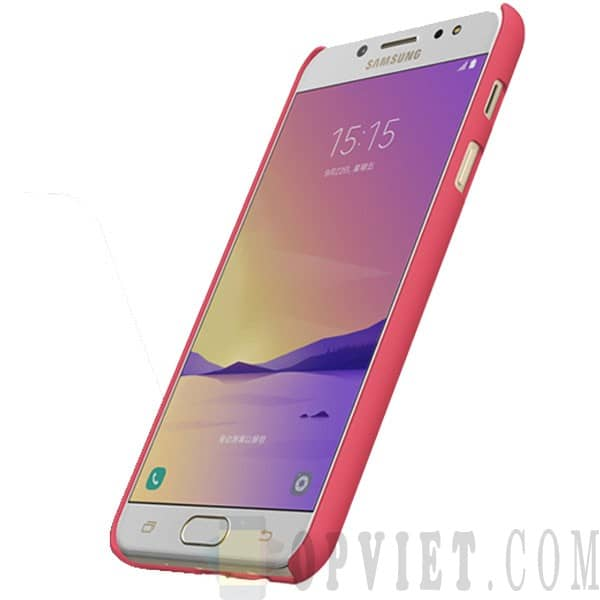 ốp lưng samsung galaxy j7 plus nillkin frosted shield