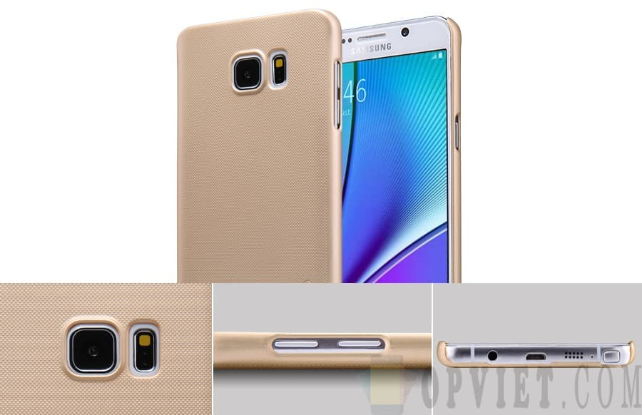 ốp lưng samsung galaxy note 5 nillkin frosted shield
