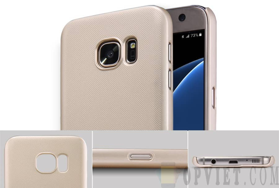 ốp lưng samsung galaxy s7 nillkin frosted shield