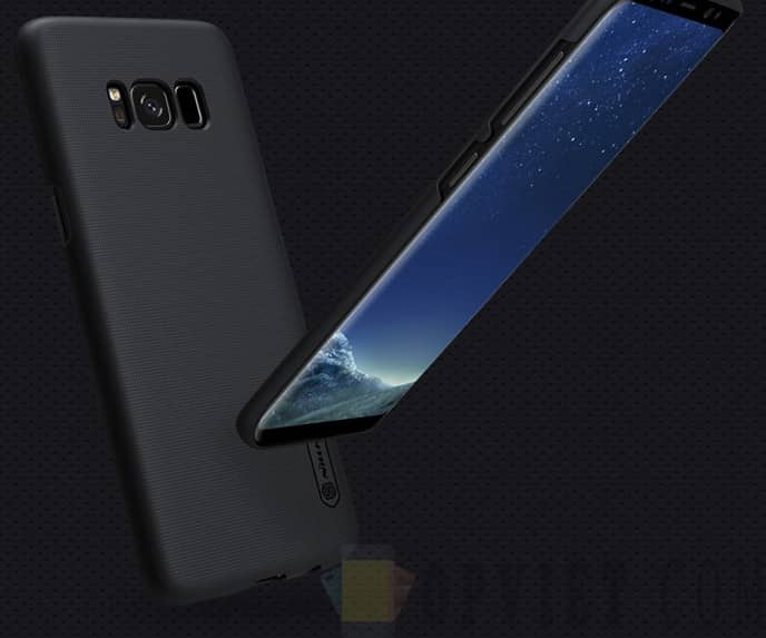 ốp lưng samsung galaxy s8 plus nillkin frosted shield