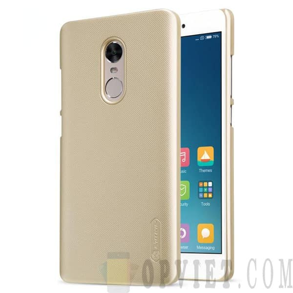 ốp lưng xiaomi redmi note 4x nillkin frosted shield