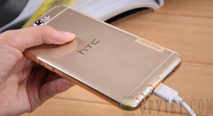ốp dẻo htc one a9 nillkin nature