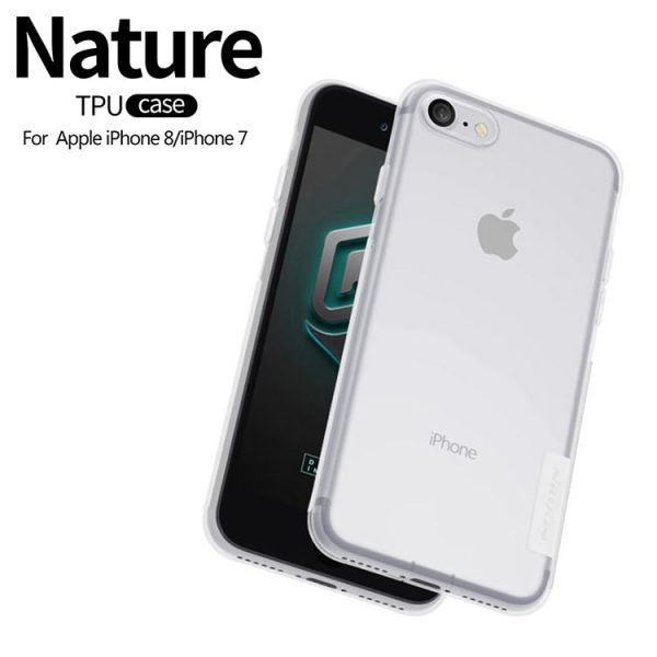 ốp dẻo iphone 7 / iphone 8 nillkin nature