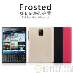 ốp lưng blackberry passport nillkin frosted shield