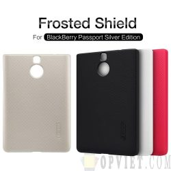 ốp lưng blackberry passport silver nillkin frosted shield