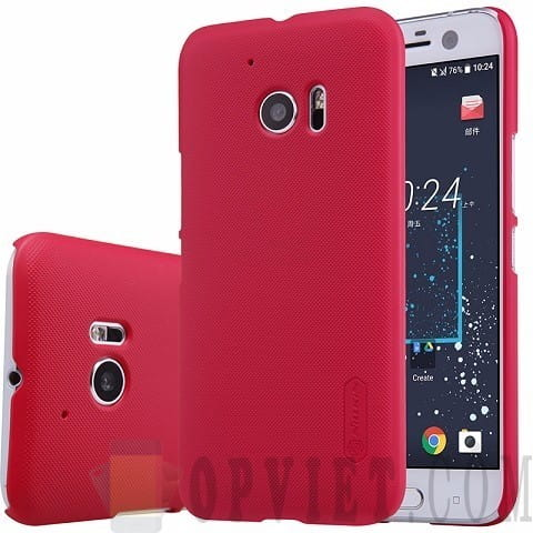 ốp lưng htc 10 nillkin frosted shield