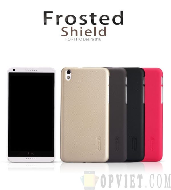 ốp lưng htc desire 816 nillkin frosted shield
