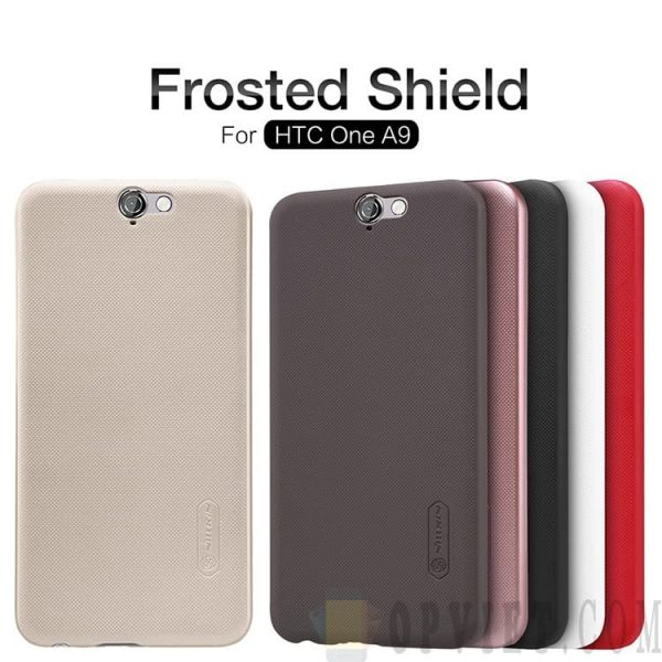 ốp lưng htc one a9 nillkin frosted shield