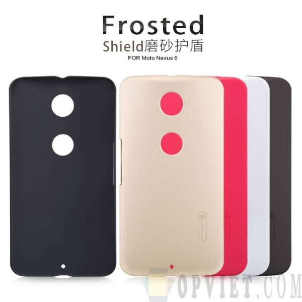 ốp lưng motorola nexus 6 nillkin frosted shield