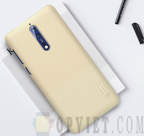ốp lưng nokia 8 nillkin frosted shield