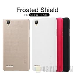 ốp lưng oppo f1 a35 nillkin frosted shield