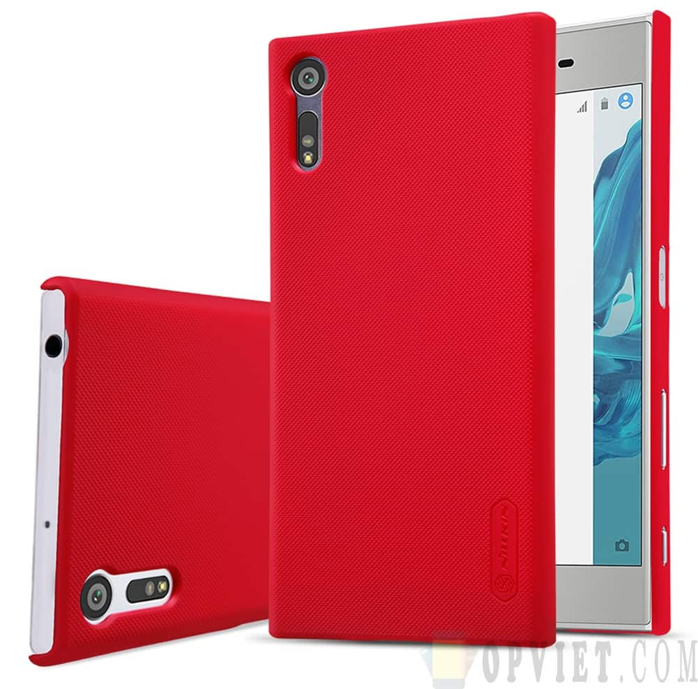 ốp lưng sony xperia xz nillkin frosted shield