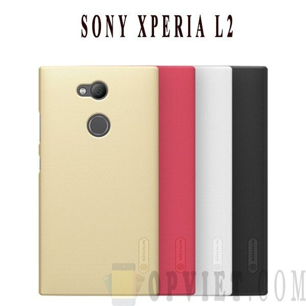 ốp lưng sony xperia l2 nillkin frosted shield