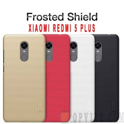 ốp lưng xiaomi redmi 5 plus nillkin frosted shield