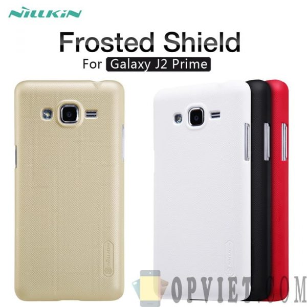 ốp lưng samsung galaxy j2 prime nillkin frosted shield