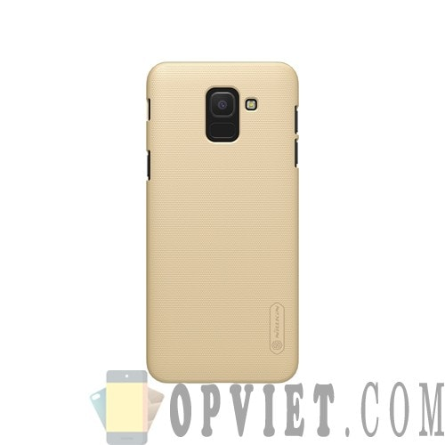 ốp lưng samsung galaxy j6 2018 nillkin frosted shield