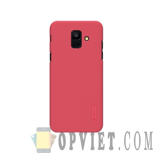 ốp lưng samsung galaxy a6 2018 nillkin frosted shield