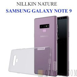 ốp dẻo samsung galaxy note 9 nillkin nature