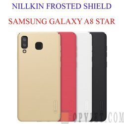 ốp lưng samsung galaxy a8 star nillkin frosted shield