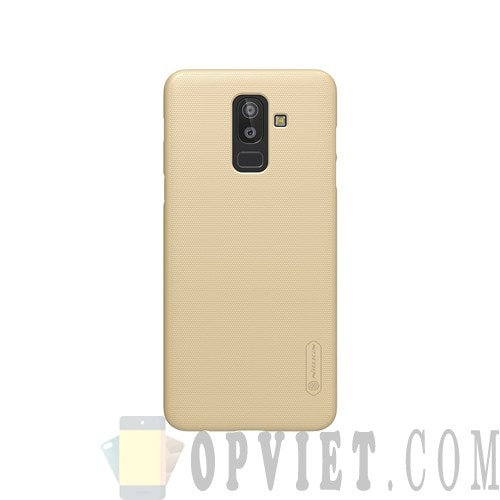 ốp lưng samsung galaxy j8 2018 nillkin frosted shield