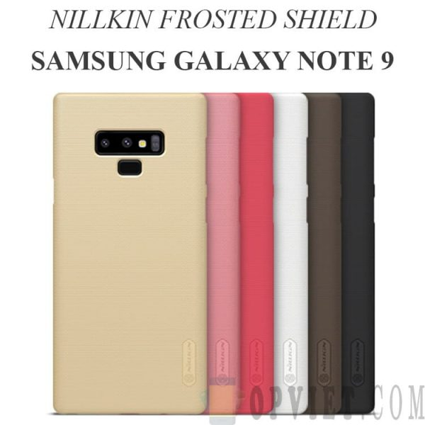 ốp lưng samsung galaxy note 9 nillkin frosted shield