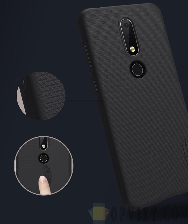 ốp lưng nokia 6.1 plus nillkin frosted shield