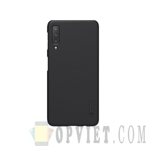ốp lưng samsung galaxy a7 2018 nillkin frosted shield