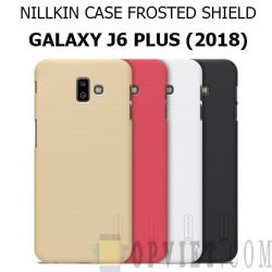 ốp lưng samsung galaxy j6 plus nillkin frosted shield