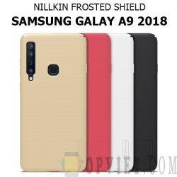 ốp lưng samsung galaxy a9 2018 nillkin frosted shield