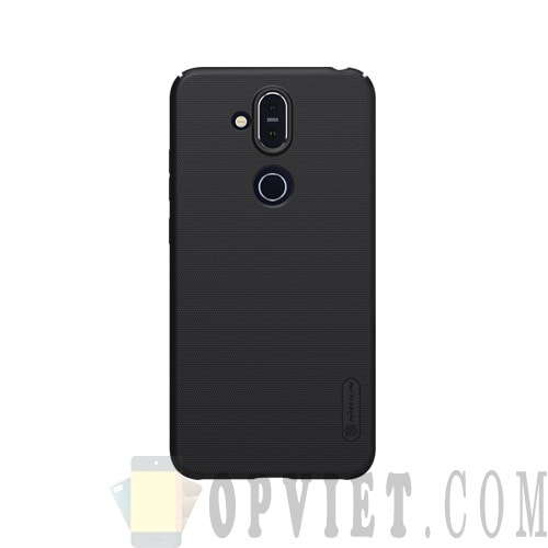 ốp lưng nokia 8.1 nillkin frosted shield
