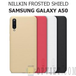 ốp lưng samsung galaxy a50 nillkin frosted shield