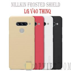 ốp lưng lg v40 thinq nillkin frosted shield