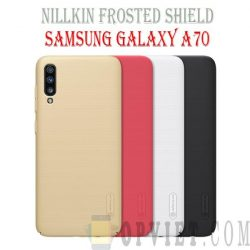ốp lưng samsung galaxy a70 nillkin frosted shield
