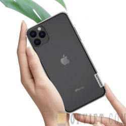 ốp dẻo iphone 11 pro max nillkin nature
