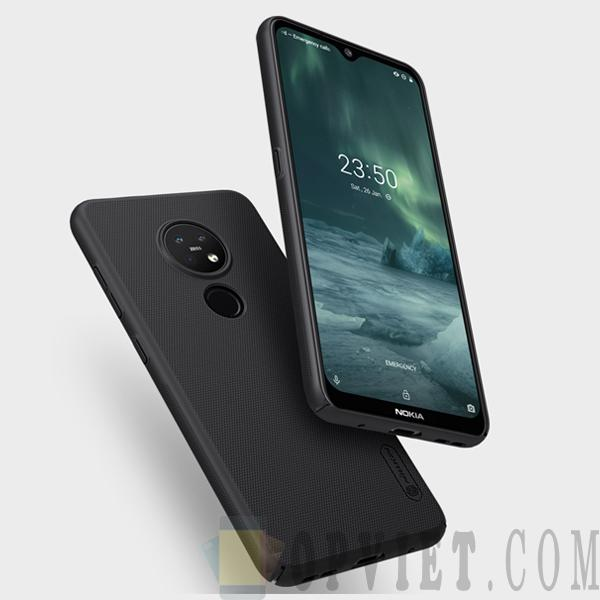 ốp lưng nokia 7.2 nillkin frosted shield